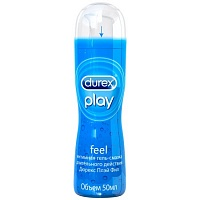 ГЕЛЬ-СМАЗКА DUREX PLAY  FEEL 50 мл.